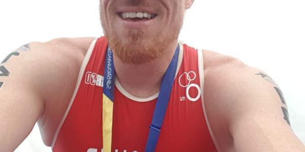 Doc Uwe Rascher wird starker 7. M-40 bei der ETU Triathlon-EM in Glasgow