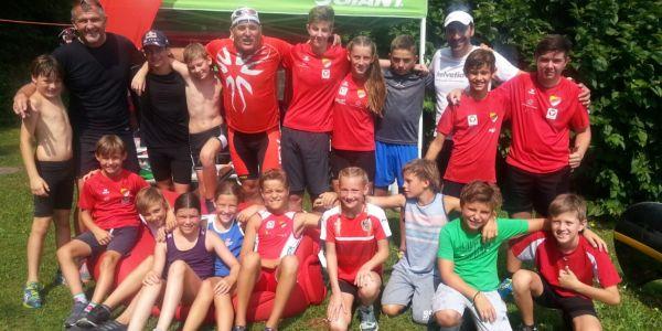 HSV-Sommercamp im WAHAHA – eine tolle Woche