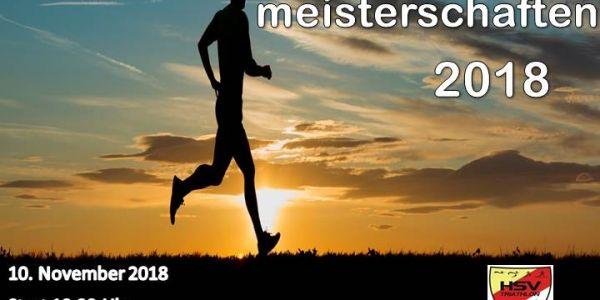 Offene Kärntner Crosslauf-Meisterschaften 2018