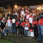 """Siegerehrung """"Alpen Adria Triathlon-Cup 2018"""""""