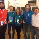 4 neue Athleten stossen zum HSV Triathlon Kärnten