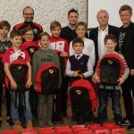 HSV-Weihnachtsfeier – ein Abend voller Freude