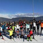 HSV – Langlauf-Training war der Hit in den Weihnachtsferien
