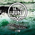 """""""Klagenfurter Triathlontage"""" von Freitag, 14. Juni bis Sonntag, 16. Juni 2019"""