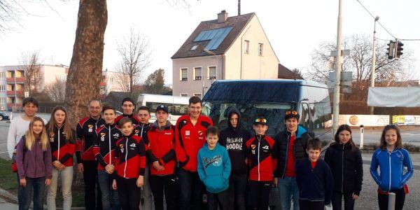 15 (!) HSV-Nachwuchssportler erfolgreich in Amstetten – Rang 5 im ÖTRV-Nachwuchscup 2019