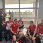 """Unsere HSV-Juniors beim """"Swim and Run"""" in der Südstadt"""