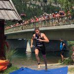 Weissensee-Triathlon leider von Schwimmunfall überschattet..