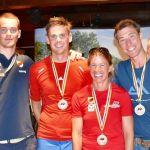 Südkärntner Triathlon mit tollen HSV-Erfolgen