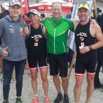 Letzter Alpe Adria Triathlon-Cup 2019 in Bled/SLO