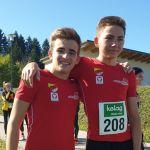 3 KM-Medaillen Crosslauf für unsere HSV-Athleten
