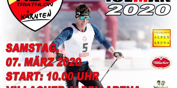 Kärnten ICEMAN Wintertriathlon 2020