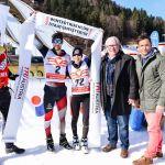 """Ein toller """"Kärnten ICEMAN Wintertriathlon 2020"""" mit würdigen Meistern"""