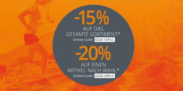Vereins-Einkaufstage beim GIGASPORT Klagenfurt