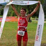 Lisa Perterer Österr. Staatsmeisterin Triathlon Olympic Distance 2020