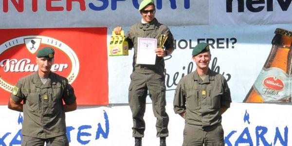 Heeresmeisterschaften im Crosslauf mit HSV-Beteiligung