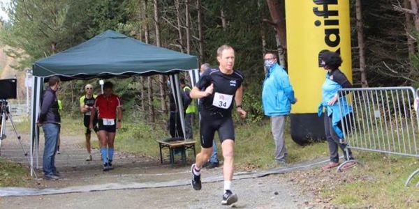 Andreas Gehbauer in toller Herbstform
