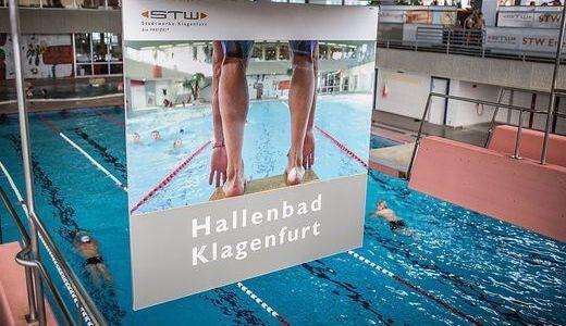 Geführtes Schwimmtraining für Erwachsene beginnt