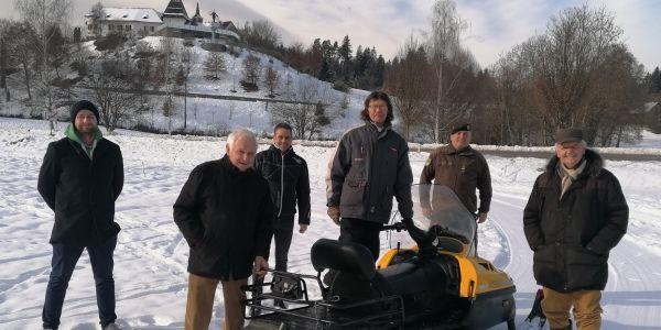 LL-Loipen mit Skatingspur in Klagenfurt und Keutschach