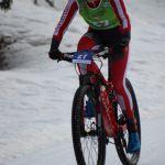 Gina Bin mit starken 7. Rang bei ihrem ersten WC Wintertriathlon