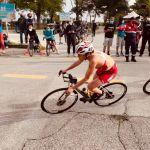 Lisa Perterer leider verletzt beim Europa Triathlon Cup Caorle