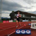 Christoph Lorber Kärntner Landesmeister 10.000m