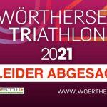 Wörthersee Triathlon 2021 leider abgesagt
