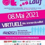 Kirschblütenlauf 2021 – 20 HSVler aktiv dabei