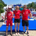 ETU – European Championships: 4 HSV-Medaillen beim Aquathlon und Mitteldistanz